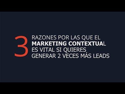 #3ReasonsWhy: ¿por qué el marketing contextual te generará 2 veces más leads?
