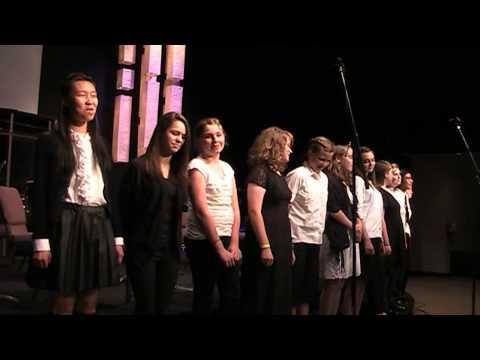 Rainier Christian Schools - Secondary Spring Concert 2013