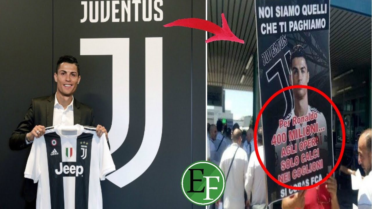 شاهد ماذا فعل كريستيانو رونالدو بدولة ايطاليا بعد انتقاله الى يوفنتوس | مفاجأت غير متوقعة