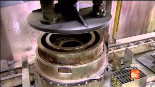 Brembo brake disc - How is it made?