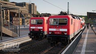 🔴 LIVE   Unterwegs von Hagen bis Finnentrop - LIVESTREAM   Train Sim World: Ruhr Sieg Nord