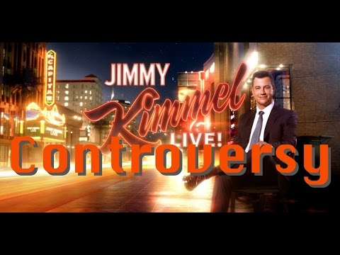 Kimmel Video Game Controversy