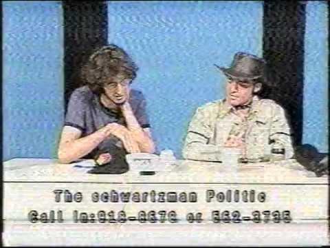 """Schwartzman Politic No. 1 - """"Cowboy"""""""