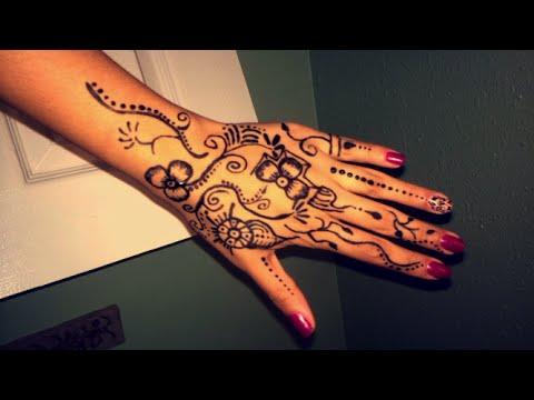 Jagua tattoo youtube for Jagua tattoo amazon