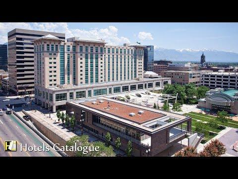 Salt Lake City Marriott City Center - Hotel Overview