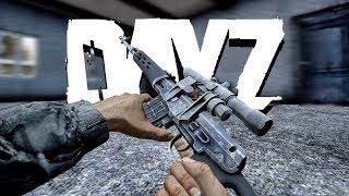 SVD Dragunov sniper pinned down! - DayZ 0.63