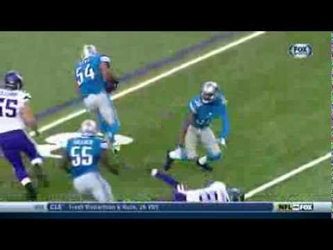 Ndamukong Suh's Illegal Block Resulting In $100,000 Fine From NFL [vs Detroit]