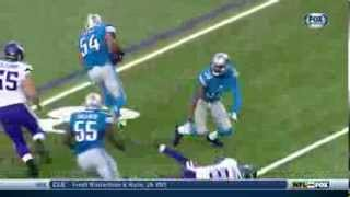 Ndamukong Suh's Illegal Block Resulting In $100,000 Fine From NFL [vs Detroit] thumbnail