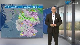 Schnee im Süden, Sturm im Norden (Mod.: Frank Böttcher)