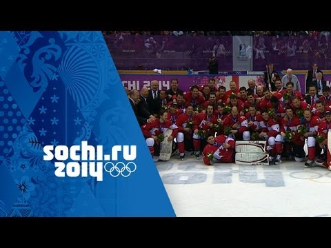Ice Hockey - Men's Gold Medal Final - Sweden v Canada | Sochi 2014 Winter Olympics