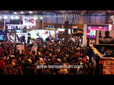 Resumen GAMEFEST 11