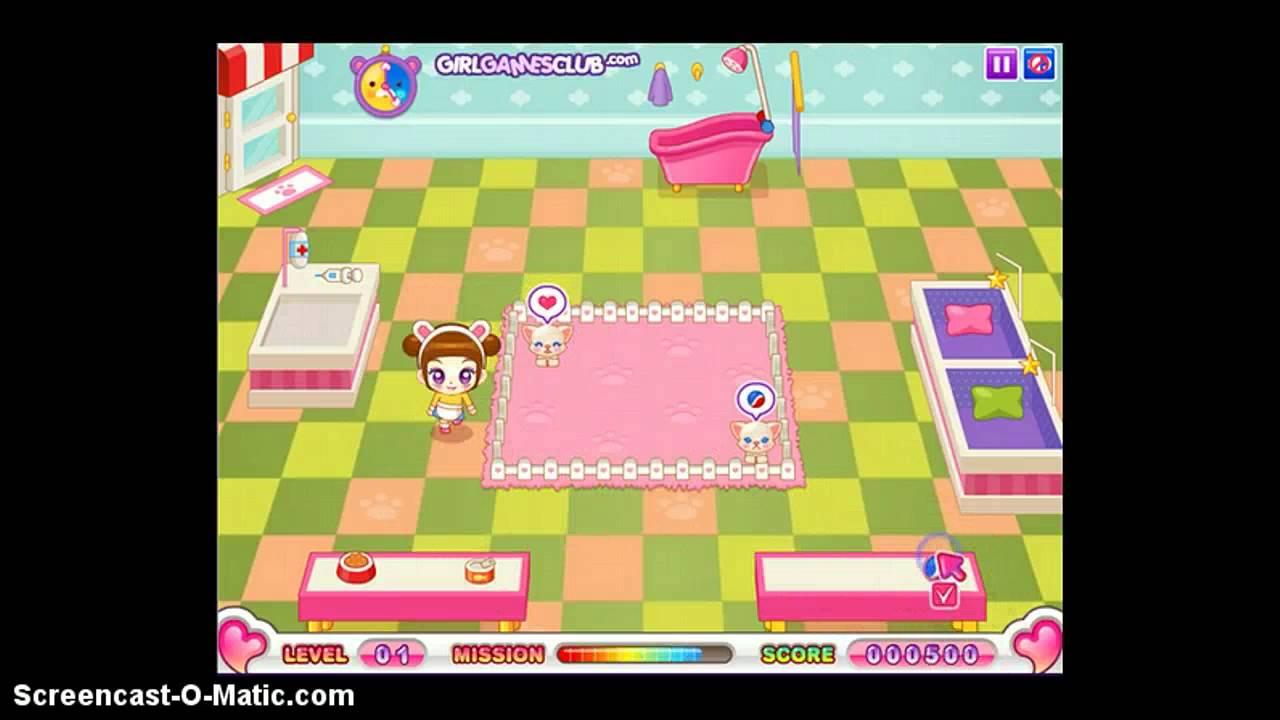 juego sami s pet care chicas parte 1   youtube