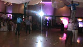 Sher-e-Punjab Bhangra Winnipeg @ Wedding Reception 2011