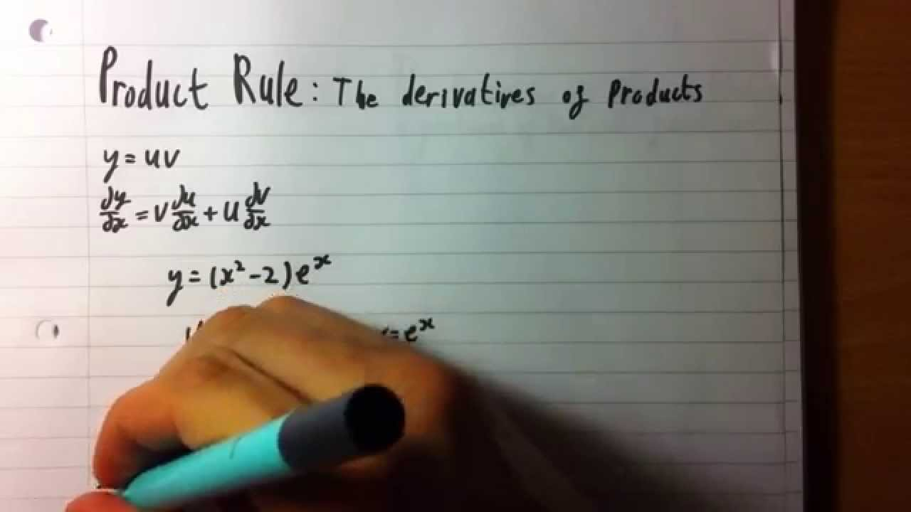 worksheet Product And Quotient Rule Worksheet chain rule product and quotient examples youtube examples