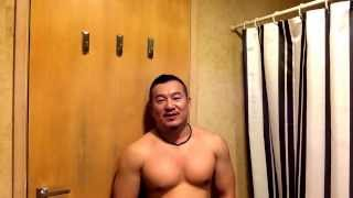 My first video blog. Asian bears: G-Men in the Making!