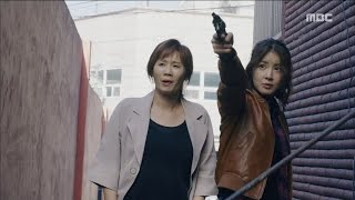 [The Guardians] 파수꾼 ep.01,02 Si-young·Sun-young, A spectacular combination play.20170522