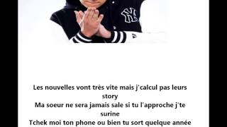 Zifou   Ma soeur Paroles