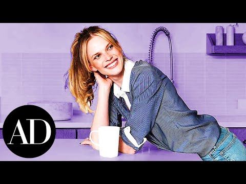 Model Anne Vyalitsyna Gives A Tour Of Her NYC Apartment | Celebrity Homes | Architectural Digest