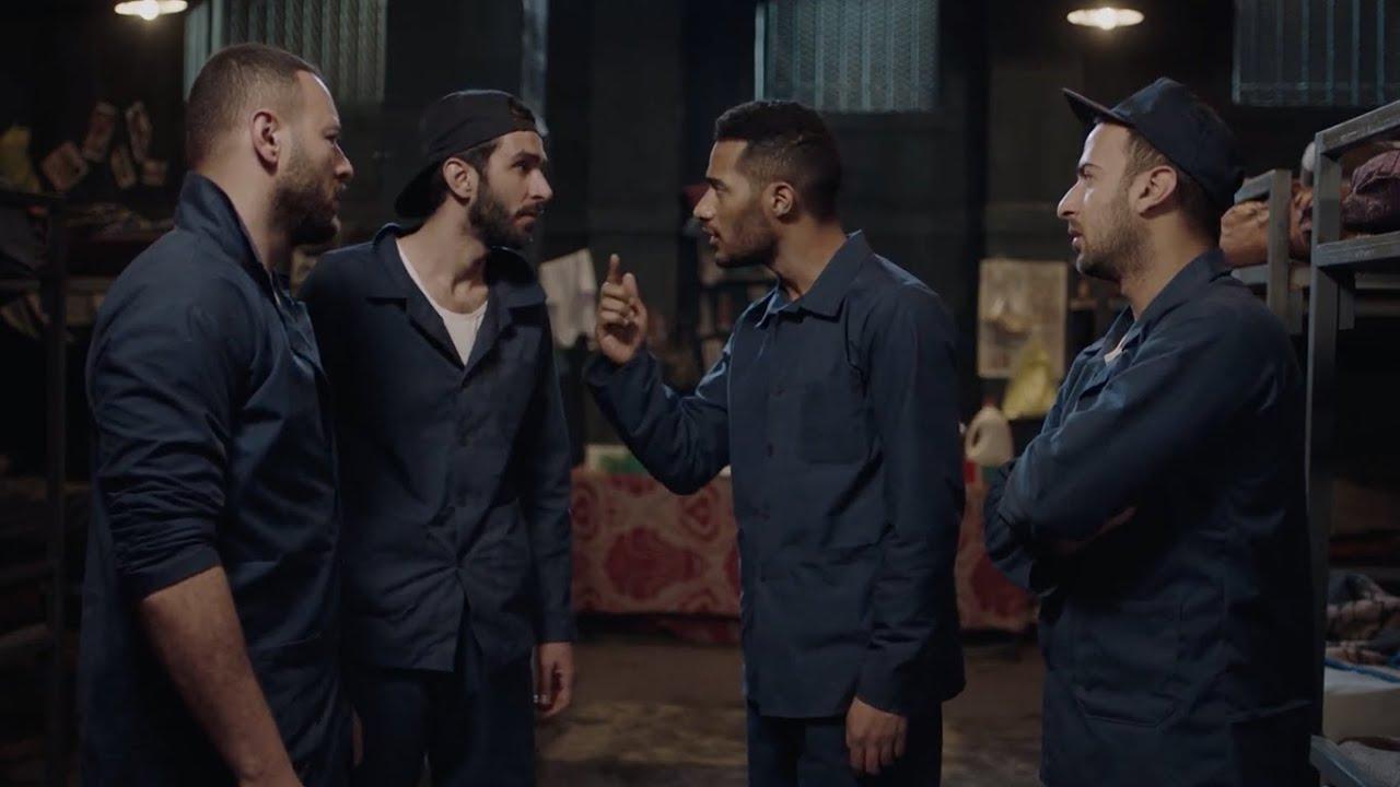 رضوان رفض طلب صلاح بليلة / مسلسل البرنس - محمد رمضان