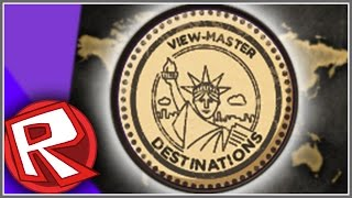 How to get the View-Master: Statue of Liberty Stamp (ROBLOX Event)