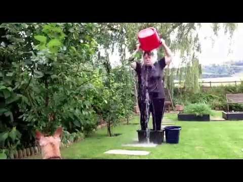 Ice Bucket Challenge  Jennifer Hutcheon
