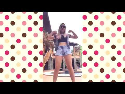 Larissa Manoela dança funk pelada