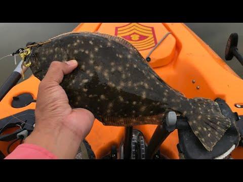 Flounder Fishing, Seabrook TX