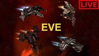 EVE Online — [live] stream #15 — waaazaaaapppp! (factional warfare)