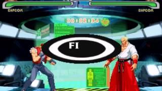 Capcom vs SNK: Millennium Fight 2000 Pro - Special Intros