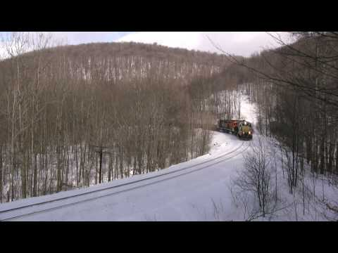 Buffalo and Pittsburg 3301 South of Bradford Pennsylvania