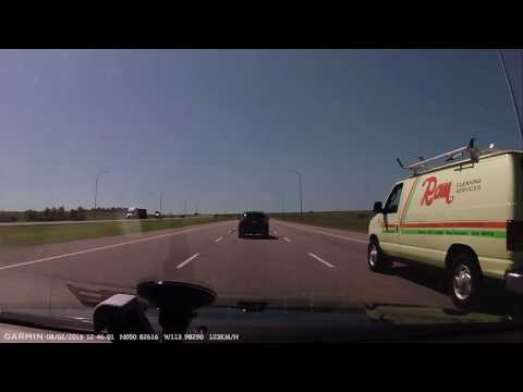 Calgary, AB - 2016-08-02 - Driver Doesn't Know Where They Want to Go