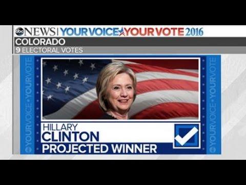 Hillary Clinton Wins Colorado   Election 2016 Results