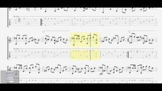 Cho em gần anh thêm chút nữa (Hương Tràm(Bm)) ST: Tăng Nhật Tuệ guitar solo tab by D U Y