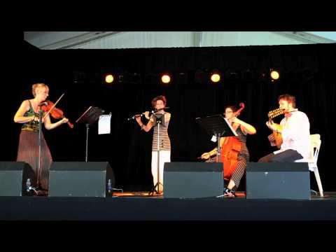 woodford folk festival 2012 marais sarabande
