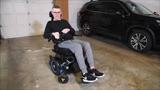 Permobil M3 Powerchair