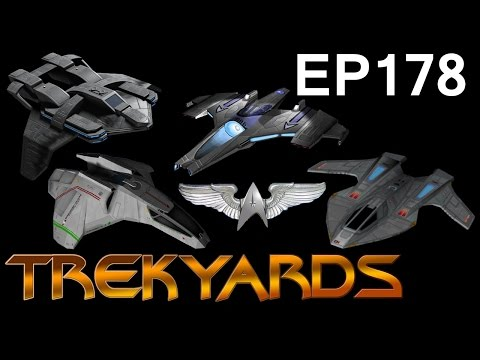 Trekyards EP178 - Fighters in Trek