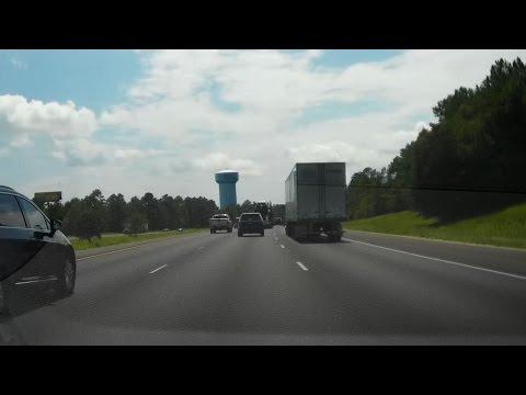 #031 - I-10 West - Mississippi