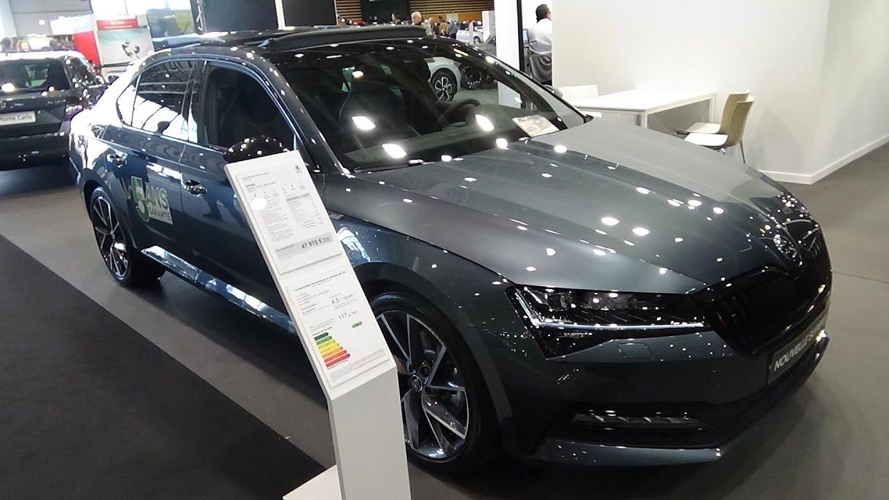 2020 Skoda Superb 2 0 Tdi 190 Sportline Exterior And Interior