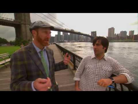 Bored To Death: In Brooklyn with Jason Schwartzman & Jonathan Ames HBO