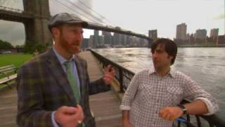 Bored To Death: In Brooklyn with Jason Schwartzman & Jonathan Ames (HBO)