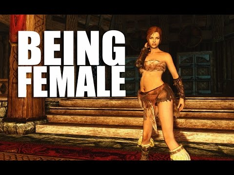 Being Female: Real PREGNANCY mod - Skyrim Mods Watch