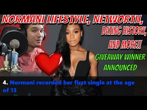 normani hamilton dating history