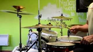 Ъпсурт - Бела Жига (Drum Cover)