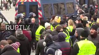 'Yellow Vest' Protests - Live