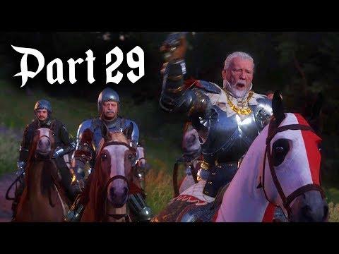 Kingdom Come Deliverance Gameplay Walkthrough Part 29 - PAYBACK
