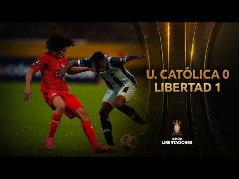 U. Catolica Libertad Goals And Highlights