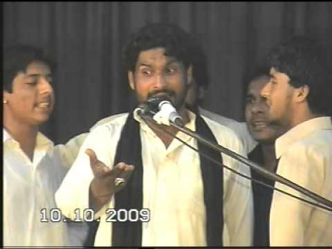 Zakir Iftakhar Haider shour Lalamusa jnajlis ratian saedan sialkot part 3