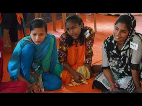 Participatory Video for Post Disaster Evaluation - A case-study from Northern Bangladesh
