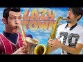 We Are Number One Lazy Town Saxophone Cover mp3
