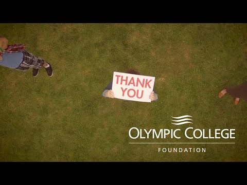 Olympic College Foundation - Thank you to our Donors and Scholars